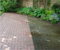 Midland Block Paving Claners Index Difference